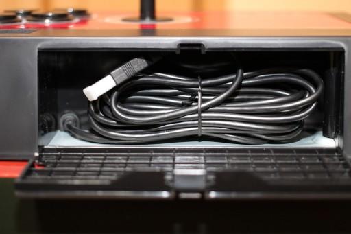 USB端子回り