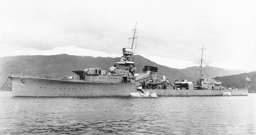 夕張 (軽巡洋艦)