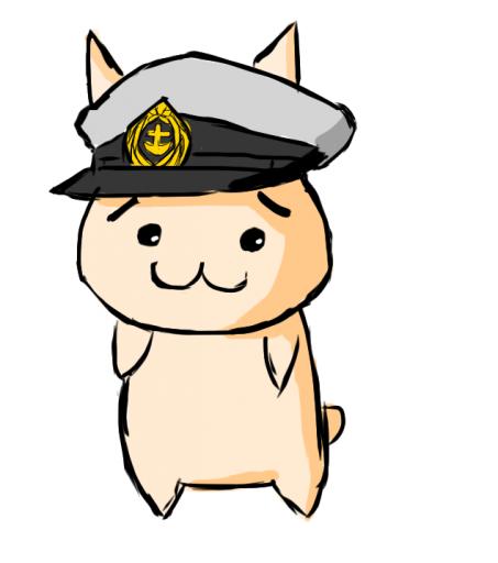 ショボーン(艦長ver)
